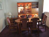 McIntosh Dining Suite