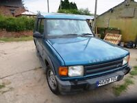 Land Rover Discovery 300 tdi breaking for spares!