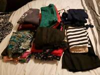 Job lot of ladies clothes including brands