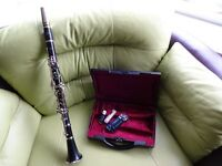 clarinet b12 buffet crampon paris with case