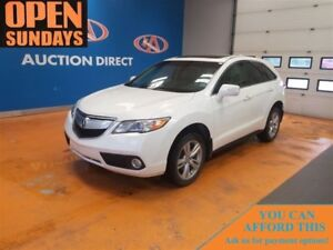 2015 Acura RDX AWD! NAVI! LEATHER! SUNROOF! TECH PACK!