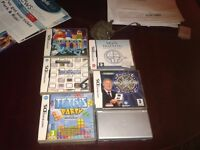 LAST CHANCE TO BUY ! Nintendo DS Light and 5 games