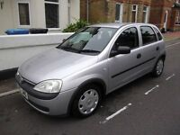 AUTOMATIC VAUXHALL CORSA 1.2 CLUB 2005 (52) NEW MOT
