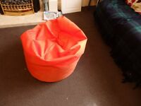 good beanbag from Dunelm , hardly used