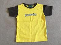 """Brownies Tshirt 26"""" / 7-8 years"""