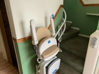Stairlift - Disabled Electric Stair Chair