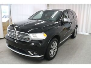 2018 Dodge Durango CITADEL PLATINUM NAV DVD TECH PACK TOIT DVD C