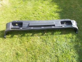 A new unused plastic lower panel to fit a later model Range Rover Classic.