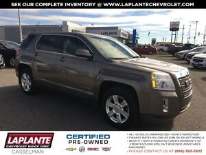 2011 GMC Terrain One Owner + Backup Camera + LOW mileage