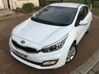 2014 Kia Pro Ceed VR7 1.4 Petrol Low Miles *FSH, HPI CLR, VGC, Good Runner, Bargain Sale Manual