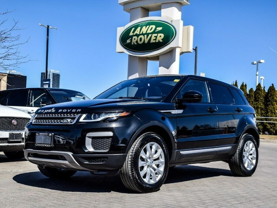 2017 Land Rover Range Rover Evoque Se Low Km S Remote Start App