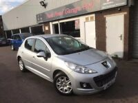 Peugeot 207 1.4 HDi FAP 5dr warranted mileage £20 ROAD TAX