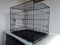 Double Door Pet Cage - Small