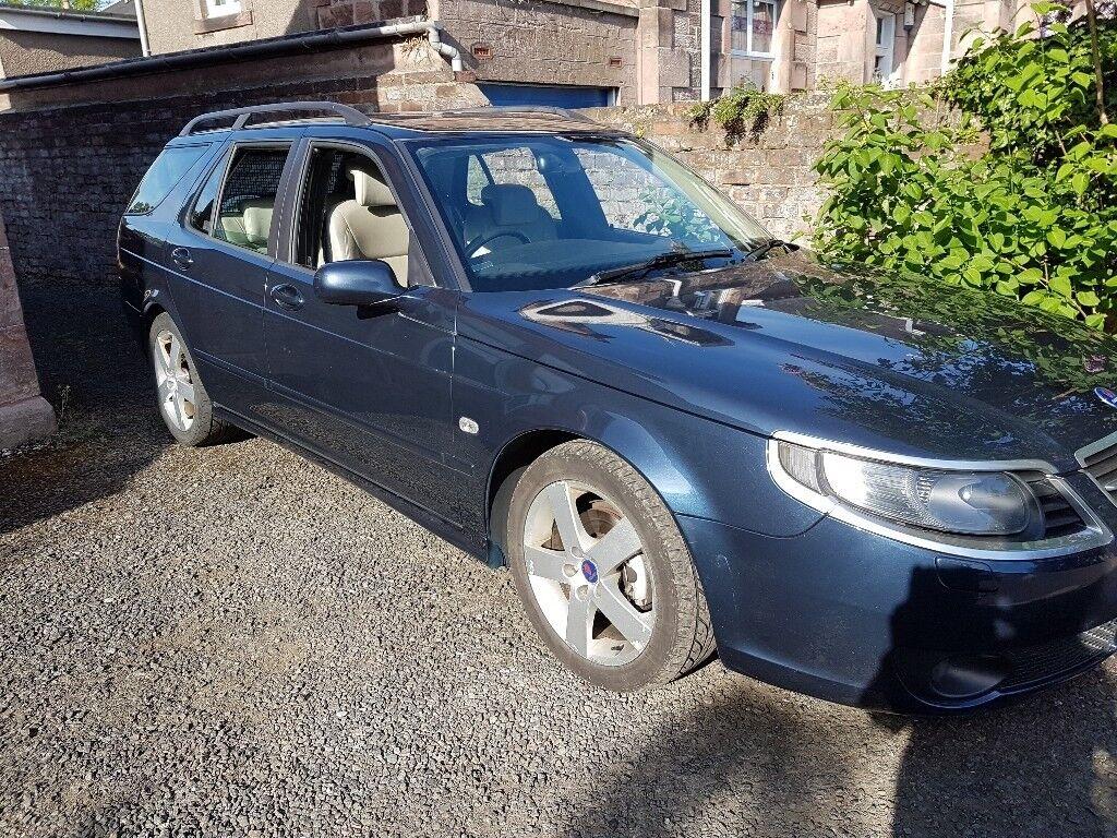 2009 SAAB 9-5 2.0 Turbo . Urgent Must sell . MOT 2/19