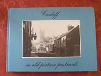 Cardiff in Old Picture Postcards hardback book