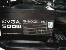 EVGA 500W Power Supply