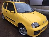 Fiat seicento 1 year mot 24000 miles