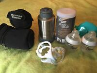 Tommee Tippee Set out n about £15
