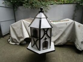 BRAND NEW DOVE COTE - SIX SIDED - MEASUREMENTS IN WRITE UP