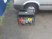 Honda gx200 petrol generator