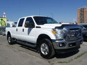 2012 Ford F-350 XLT 4X4|6.2L V8|LONG-BOX|CREW-CAB|REMOTE-STARTER
