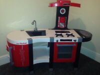 Tefal smoby french touch kitchen