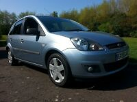 ★ ONLY 48,000 MLS ★ V. LONG MOT ★ 2006 Ford Fiesta 1.2 5dr ZETEC CLIMATE ★ FULL SERV H ★ 2 OWNERS