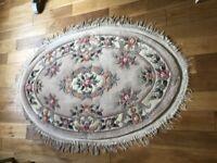 Woollen rug