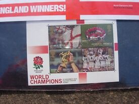 Rugby stamps