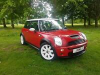 Mini Cooper S 1.6 SUPERCHARGED 163bhp//1year mot/HPI CLEAR