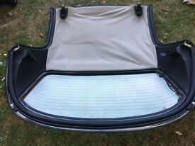 MGF Hard Top pre owned