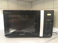 Daewoo 800W microwave - 20L capacity