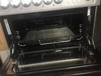 Hotpoint DSC60S Ceramic Cooker