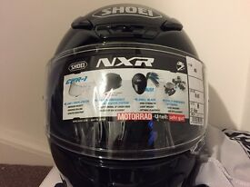Shoei NXR Gloss Black (Medium)