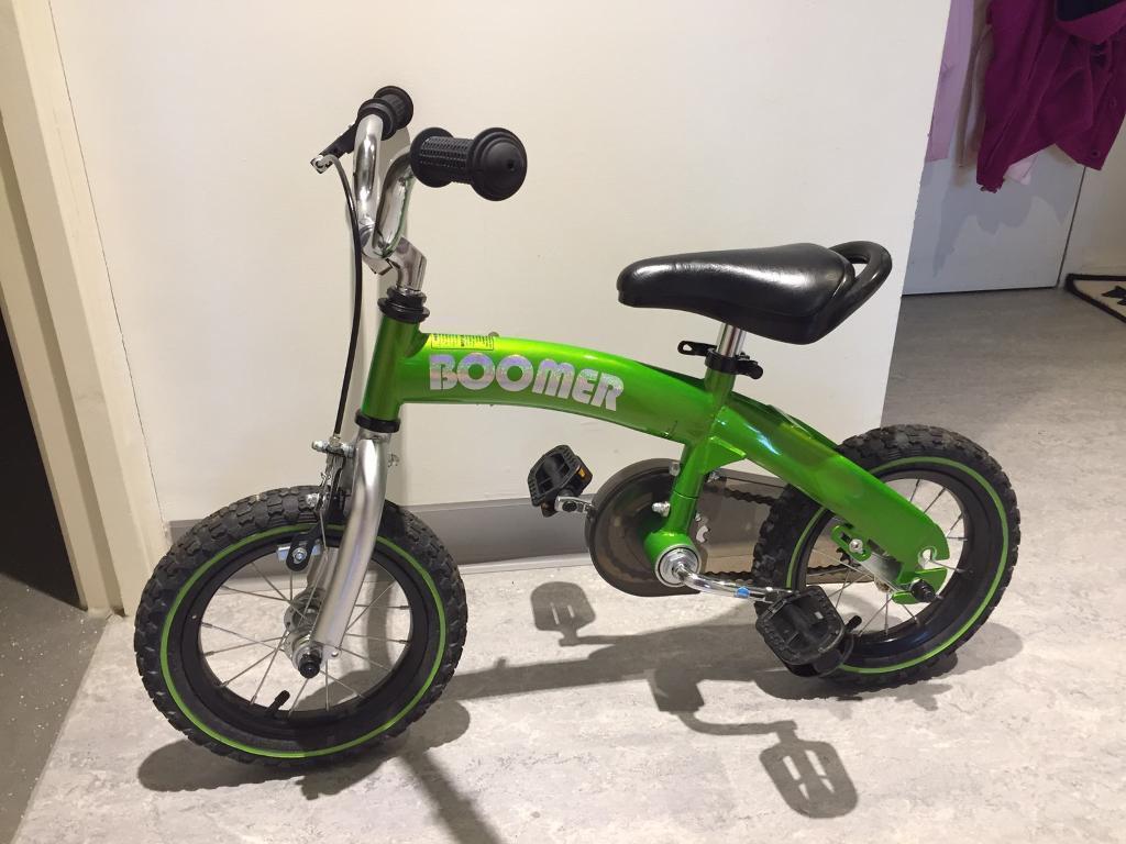 Boomer 2 in 1 balance bike