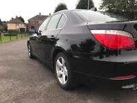 BMW 5 Series 520d 2008 Low Mileage Full service history