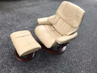 Ekornes Stressless armchair immaculate condition can deliver