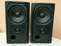 Mission Bookshelf Speakers