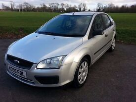 Ford focus 1.4 2005 55 NEW TIMING BELT, LONG MOT, VERY CLEAN not astra, golf, a3, megane, 307