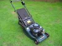 HAYTER HARRIER 41 Petrol engine Lawnmower