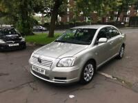 2006 TOYOTA AVENSIS 1.8L PETROL FOR SALE