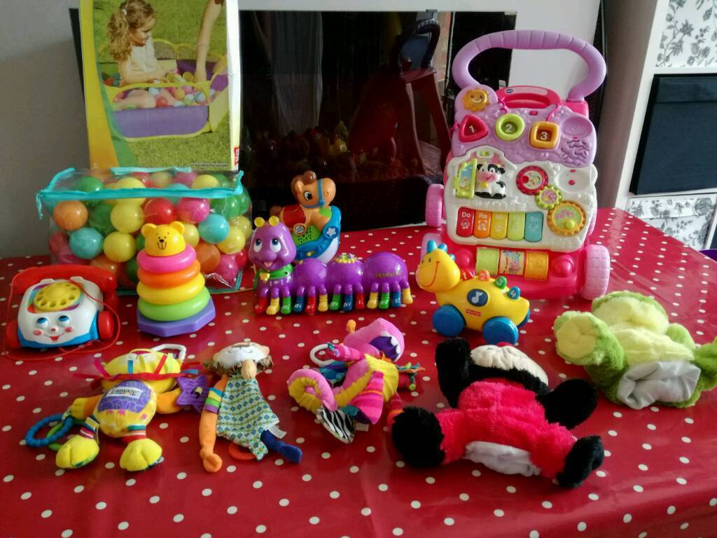 Toys for 6-18 month old