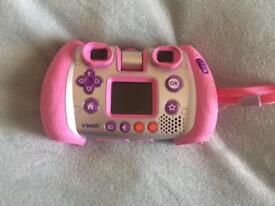 Vtech Pink Camera