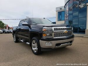 2014 Chevrolet Silverado 1500 LTZ-ONE OWNER-ACCIDENT FREE-LOW MO