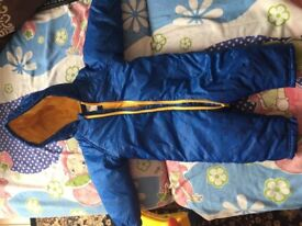 Baby snowsuit mother care new