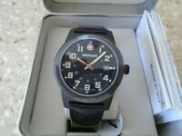 Brand New Wenger Field Watch