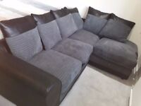 Corner Sofa for Sale - hardly used, good as new