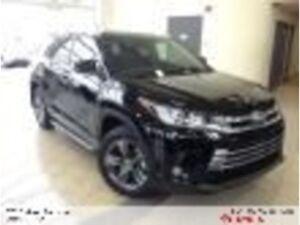 2017 Toyota Highlander PROMO LIMITED 8 PNEUS DÉMARREUR MARCHE-PI