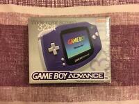Game Boy Advance (Purple)
