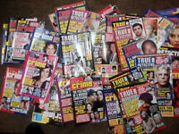 true detective. true crime, 50 magazines. Offers considered.